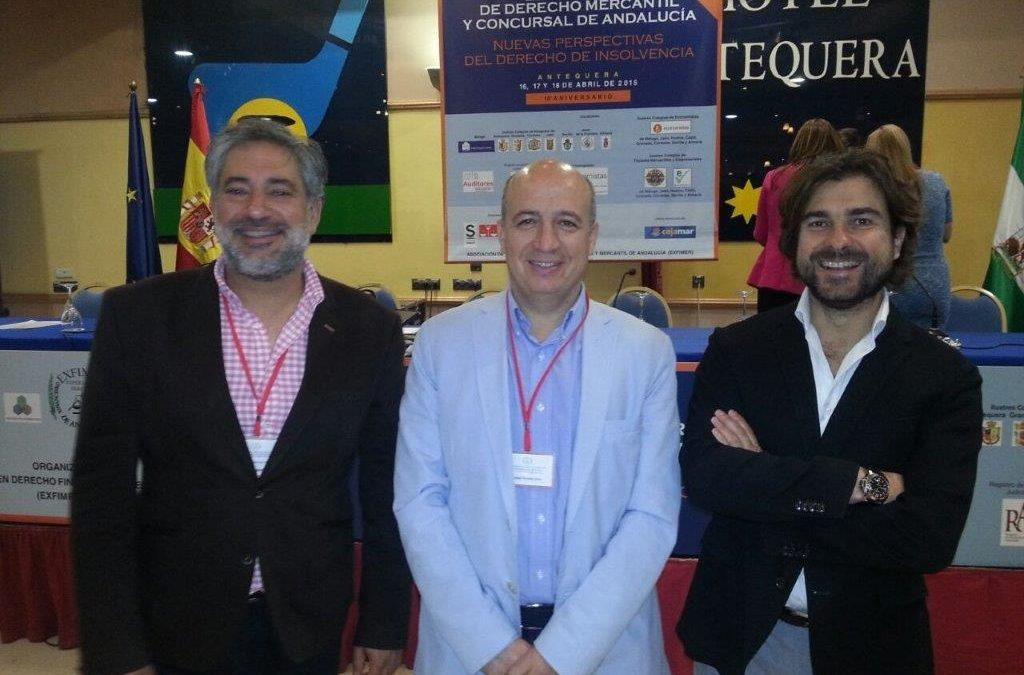 XIV Congreso de Derecho Mercantil y Concursal de Andalucía